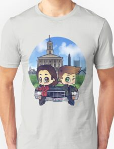 Winchesters in Nashville T-Shirt