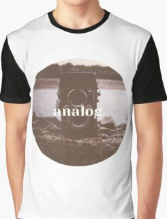 Analog Graphic T-Shirt