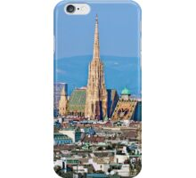 Austria - City of Vienna iPhone Case/Skin
