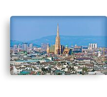 Austria - City of Vienna Canvas Print