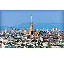 Austria - City of Vienna Photographic Print
