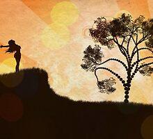 Freedom Concept Background 2 by AnnArtshock
