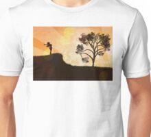 Freedom Concept Background 2 Unisex T-Shirt