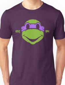 Legendary Turtles - Donnie Unisex T-Shirt