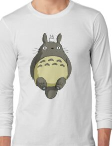 Totoro Long Sleeve T-Shirt