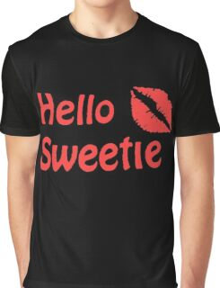 River Song Hello Sweetie Graphic T-Shirt