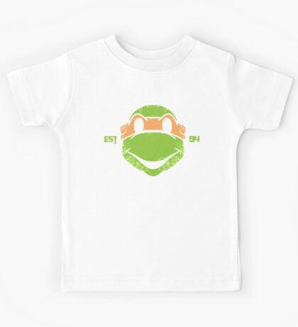 Legendary Turtles - Mikey Kids Tee