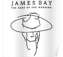 JAMES BAY LOGO Poster