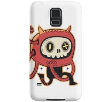 Dead man runner Samsung Galaxy Case/Skin