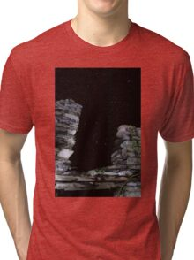 Orion in ruins Tri-blend T-Shirt