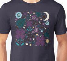 Shy Little Violets  Unisex T-Shirt