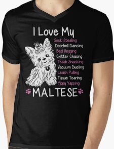 i love my maltese T-Shirt