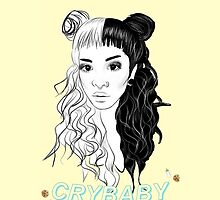 CRYBABY // YELLOW by teamtrash