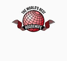 The World's Best Housewife Womens Fitted T-Shirt