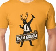 Team Groom / Stag Party Unisex T-Shirt