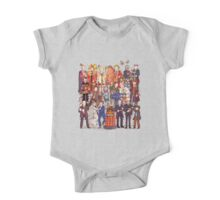 The party doesn't start until the Doctor walks in...twelve times One Piece - Short Sleeve