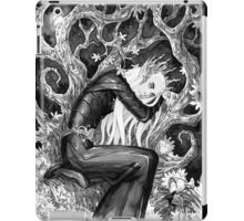 Sad elf iPad Case/Skin