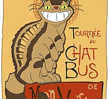Le Chat bus by Mark Rodriguez (Godriguez)
