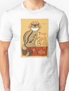 Le Chat bus Unisex T-Shirt
