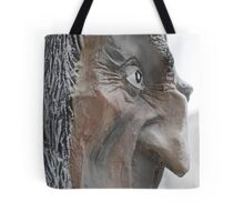 expression evil mask Tote Bag