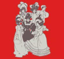 Vintage Ladies APRICOT One Piece - Long Sleeve