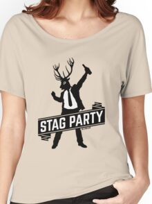 Stag Party / Bachelor Party Women's Relaxed Fit T-Shirt