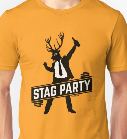 Stag Party / Bachelor Party Unisex T-Shirt