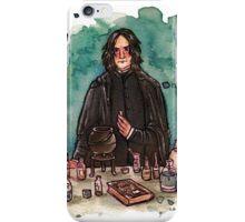 Severus Snape, potions master iPhone Case/Skin