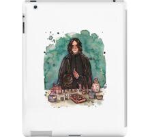 Severus Snape, potions master iPad Case/Skin