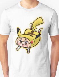 Um4ru x P1k4chu Unisex T-Shirt