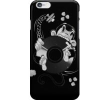 EAT THE SOUND iPhone Case/Skin