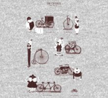 Meet The Cyclists Kids Tee
