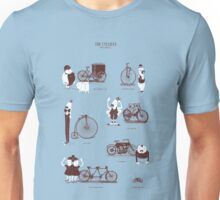 Meet The Cyclists Unisex T-Shirt