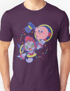 Hoopa and Kirby Unisex T-Shirt