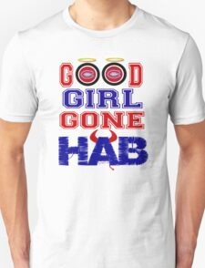 Good Girl Gone Hab! - Montreal Canadiens T-Shirt