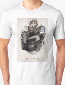 Dota 2 Invoker Poster T-Shirt