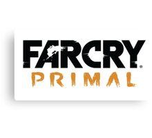 Farcry Primal  Canvas Print