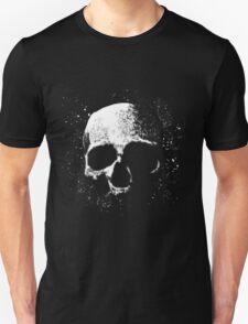 Black n' White Skull T-Shirt