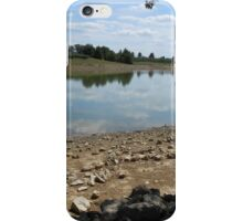 Just a relaxing day at the pond. iPhone Case/Skin