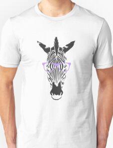 Geeky Zebra T-Shirt