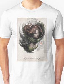 Dota 2 Windranger Poster T-Shirt