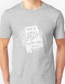 alabama t-shirt. alabama tshirt. alabama tee for him or her. alabama idea gift as a alabama gift. A great alabama t shirt T-Shirt