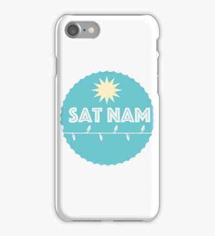 Sat Nam  iPhone Case/Skin