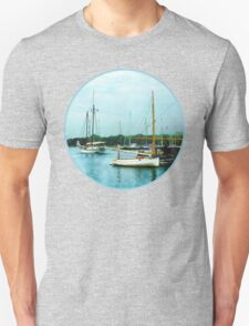 Boats on a Calm Sea T-Shirt