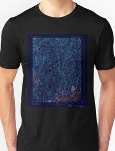 New York NY Stamford 144265 1899 62500 Inverted T-Shirt