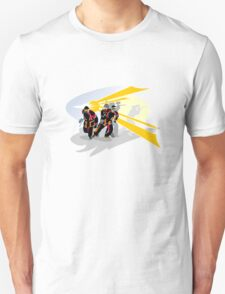 Paintball background T-Shirt