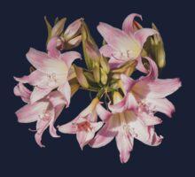 Lilies One Piece - Long Sleeve