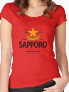 Sapporo Women's Fitted Scoop T-Shirt