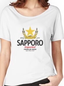 Sapporo Women's Relaxed Fit T-Shirt