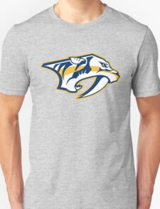 Nashville Predators NHL Logo T-Shirt